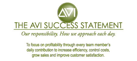 The AVI Success Statement