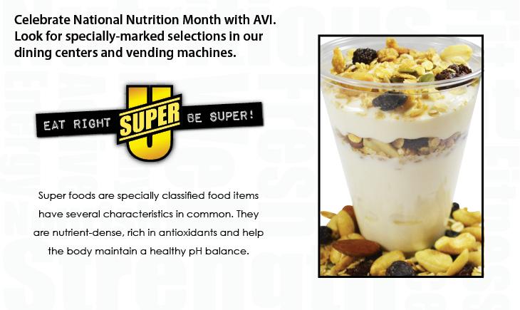 AVI March 2014 Promotion Super U